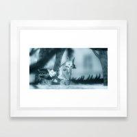Astigmatismo #1 Framed Art Print