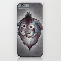 Ghost / Alone iPhone 6 Slim Case