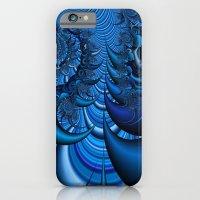 Blue Spike iPhone 6 Slim Case