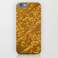 GOLD TEXTURE 1 - for iphone iPhone 6 Slim Case