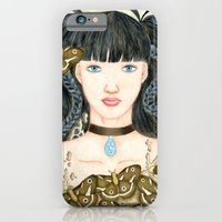 Moth Girl iPhone 6 Slim Case