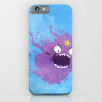 iPhone Cases featuring You can't have these lumps! by Melissa Smith