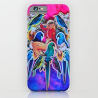 Parrot Party iPhone 6 Slim Case