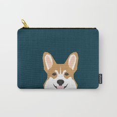 Teagan - Corgi Welsh Corgi gift phone case design for pet lovers and dog people Carry-All Pouch
