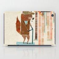 The Eccentric Mr Fox iPad Case