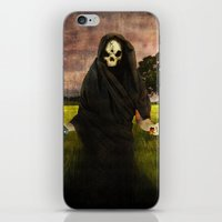 Death Loves You iPhone & iPod Skin