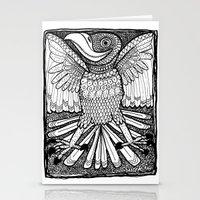 Happy Bird Stationery Cards
