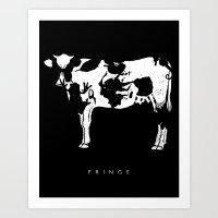 Unless You Need Milk Art Print