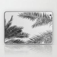 simply palm leaves Laptop & iPad Skin