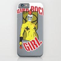 Punk Rock Girl iPhone 6 Slim Case
