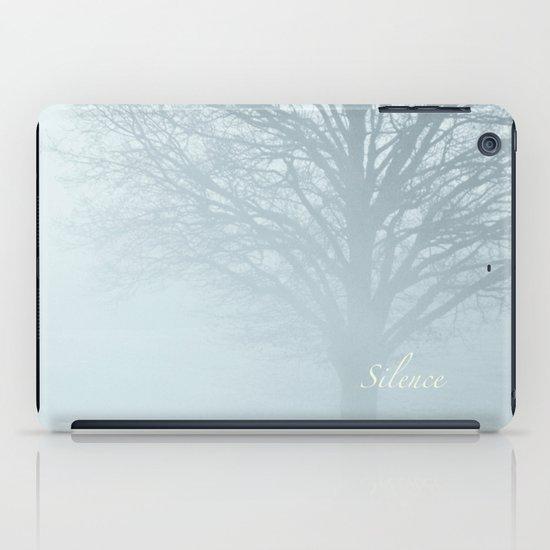 Tree / Winter Silence iPad Case