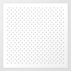 Gramophone - Graviola Filmes - White Art Print