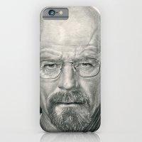 Bryan Cranston ~ Walter White ~ Breaking Bad iPhone 6 Slim Case