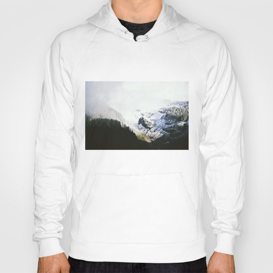 Mountain Valley Contrast Hoody