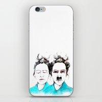 Inner Dictator iPhone & iPod Skin