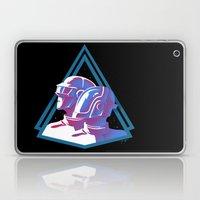 Daft Punk: Daft Deco Laptop & iPad Skin