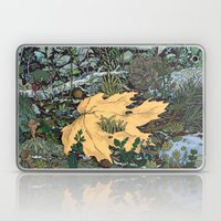ian leaf Laptop & iPad Skin