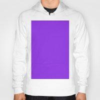 Blue-violet Hoody