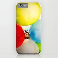 iPhone & iPod Case featuring Balloons by Ginta Spate
