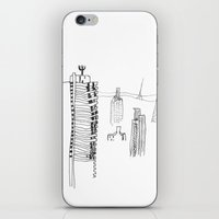 View Of The BT Tower Fro… iPhone & iPod Skin