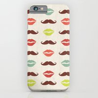 iPhone & iPod Case featuring Him & Them by basilique