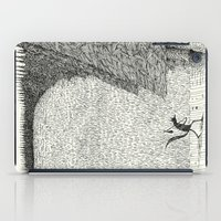'The Field By The Forest' iPad Case