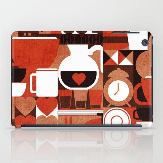 Coffee Story iPad Case