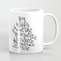 Little Things - One Direction Mug