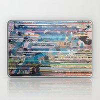 RIPPED STRIPES Laptop & iPad Skin