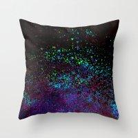 cosmic dream Throw Pillow