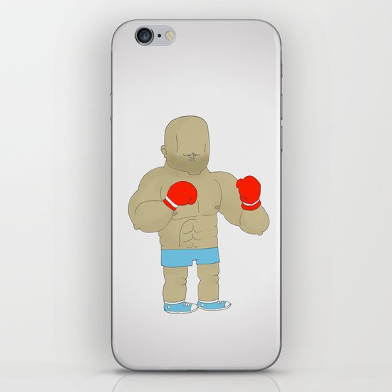 Two Boxers iPhone & iPod Skin