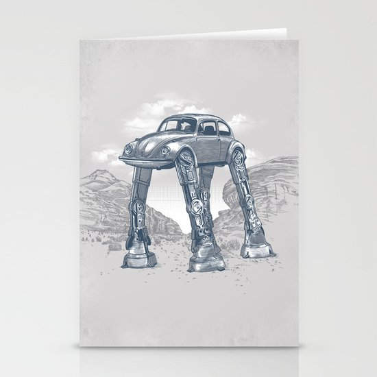Star Warsvergnugen Stationery Card