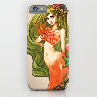 Mermaid iPhone 6 Slim Case