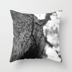 Old Tree Throw Pillow