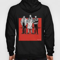 Three dudes Hoody