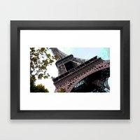 Paris Sera Toujours Pari… Framed Art Print