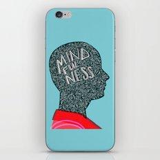 Mindfulness Grows iPhone & iPod Skin