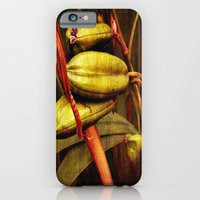 iPhone & iPod Case featuring Hanging over the pond by YM_Art by Yv✿n / aka Yanieck Mariani