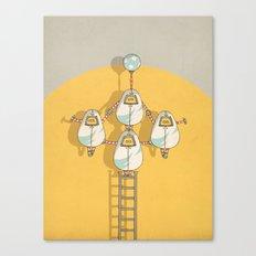 circus 002 Canvas Print