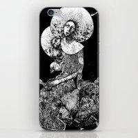Debra iPhone & iPod Skin