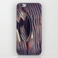 Rust 8 iPhone & iPod Skin