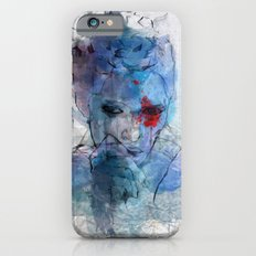 blue lover iPhone 6 Slim Case