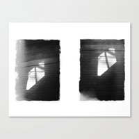 echoes Canvas Print