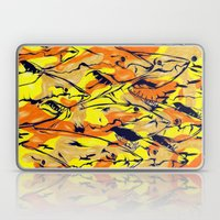 Shark: The Swarm Laptop & iPad Skin