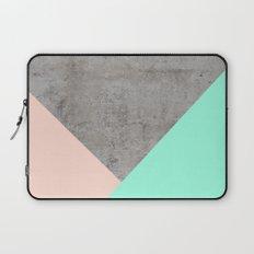 Concrete Collage Laptop Sleeve