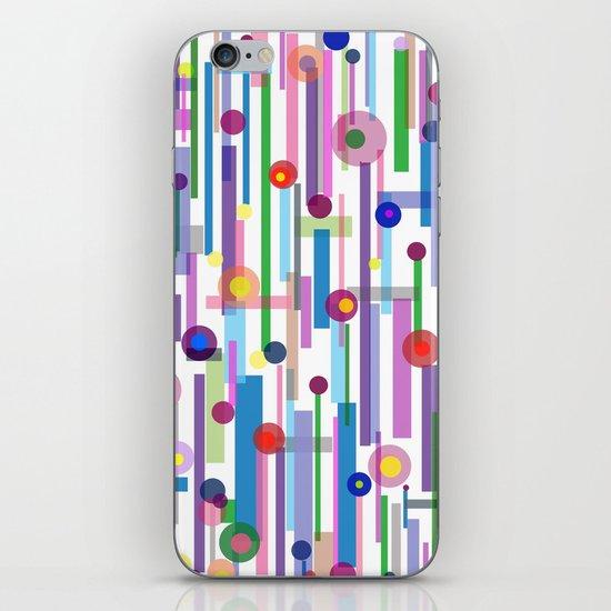 Plink (see also Plink Cherry and Plink Purple) iPhone & iPod Skin