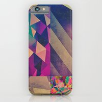 iPhone & iPod Case featuring 4 hyx by Spires