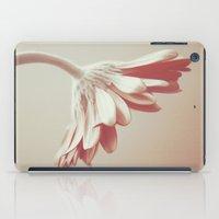 A single flower iPad Case