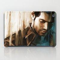 Derek Hale * Tyler Hoech… iPad Case