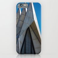 iPhone & iPod Case featuring Air Force Church by Michelle Chavez